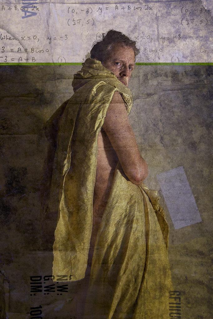 Cardboard King, digital image • archival print, 12x18, 2016