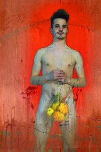 Nice Mangos, digital image • archival print, 12 x 18, 2015