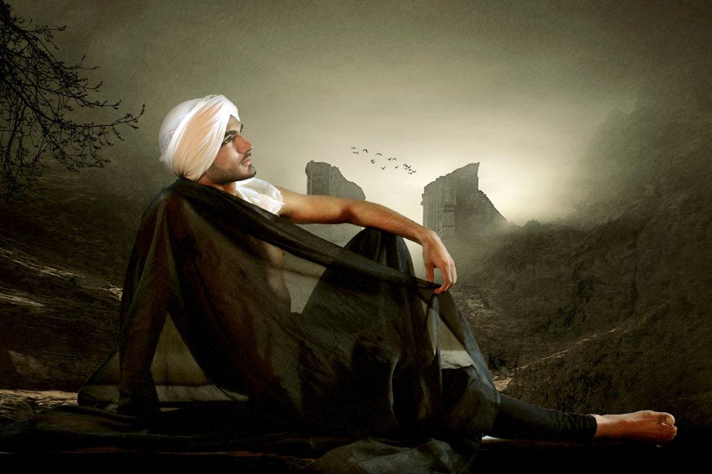 Rajan, digital image • archival print, 18x12, 2014