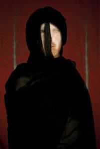 The Blind Man, digital image • archival print, 12x18, 2013